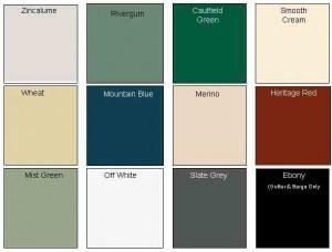 spanbilt colours