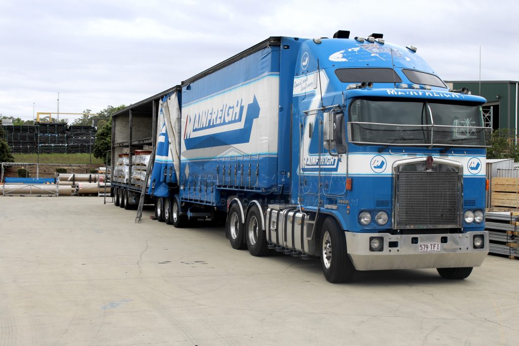 Home delivery - Mainfreight