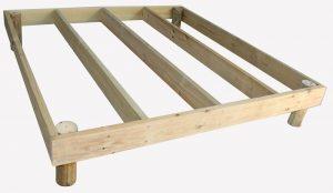 Flooring Options for Garden Sheds- Stilla Heavy-Duty Floor kit