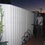 Mark Chilton – Bike Shed – Absco Workshop 45232WK 4.48m x 2.26m x 2.06m Classic Cream
