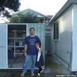 Yuvensius Santoso – Backyard Shed – Absco Premier PE30301GK 3m x 3m Pale Eucalypt
