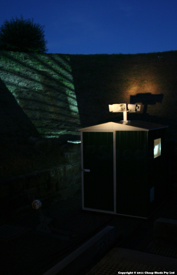 Light House Shed | Regent Shed