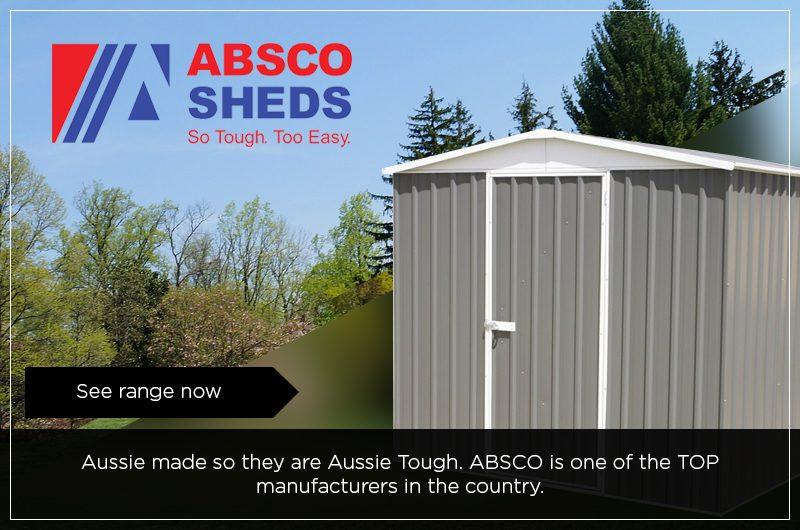 https://www.cheapsheds.com.au/garden-sheds/absco-sheds.html