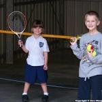 Allen & Brenda Taylor – Tennis Shed – Highlander 60303HK 5.96m x 3m x 2.3m Woodland Grey