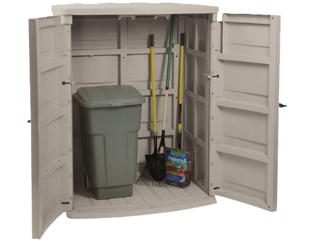 Suncast Resin Garden Sheds & Storage Boxes
