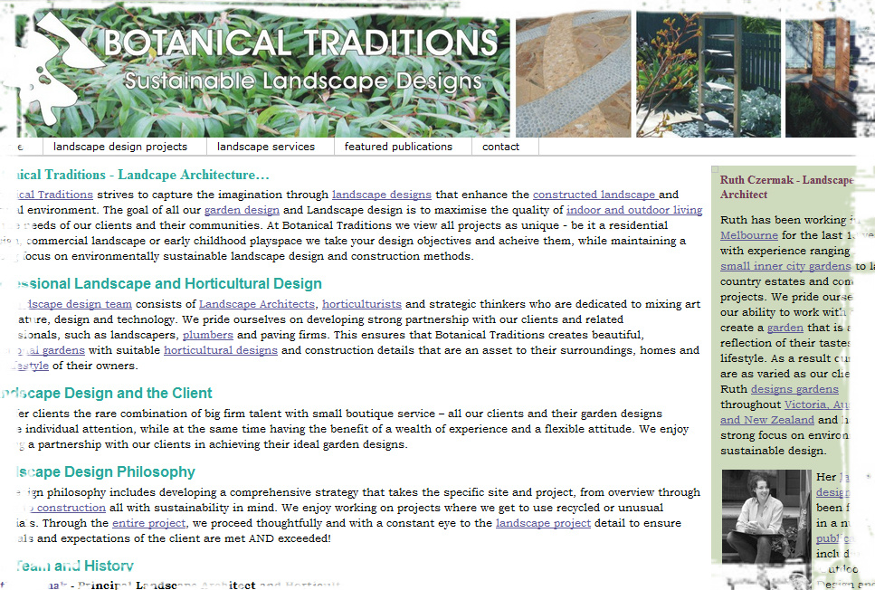 Botanical Traditions
