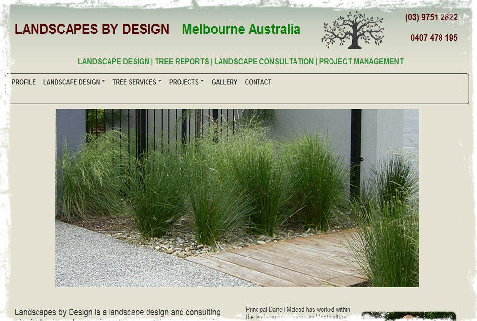 Landscapes by Design