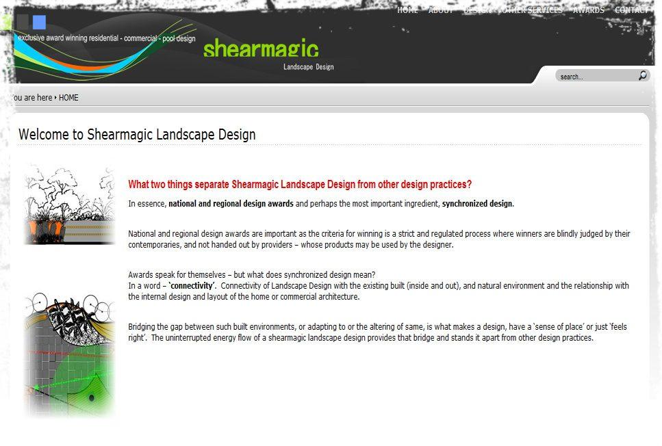 Shearmagic Landscape Design