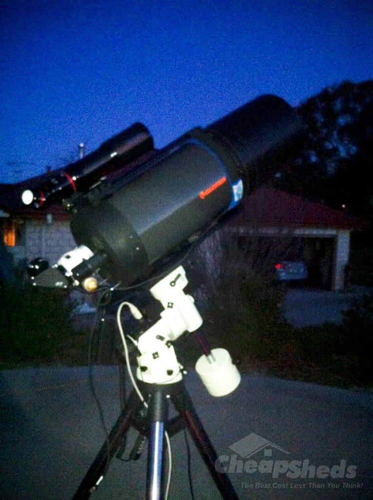DIY Observatory