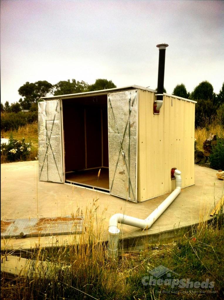 Simon Bailey : DIY Observatory