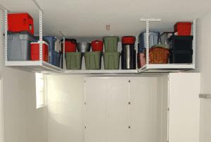 Overhead Storage - garage storage