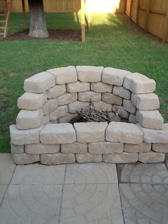 fathers day gift ideas - fire pit