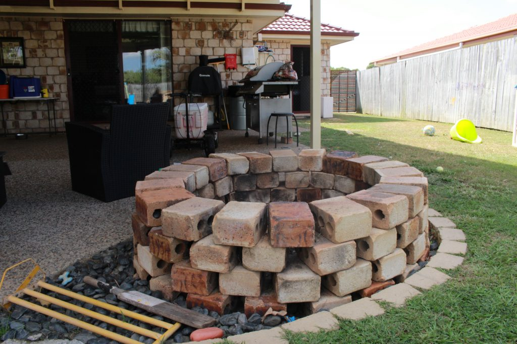 Fathers Day Gift- Fire Pit