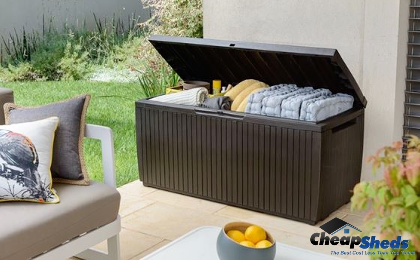 Keter Resin Storage - Deck box