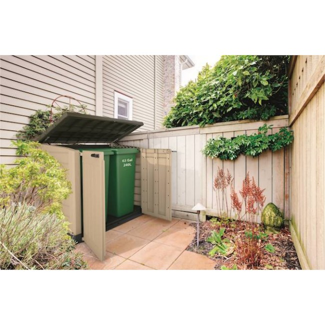 Cheap Garden Storage: Keter Resin Storage Solutions At Cheap Sheds