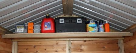Shed Accessories - Shelf