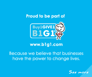 Buy1GIVE1 - Transaction Based Giving