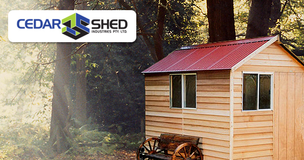 Why Choose Cedar Garden Sheds