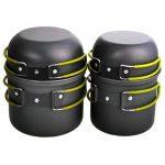 pots - camping gear