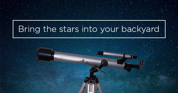 How to bring the Stars into Your Backyard With Your Own DIY Observatory