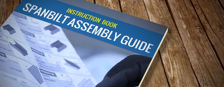 Spanbilt Garden Shed Assembly Guide
