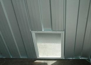 chemical safe storage shed