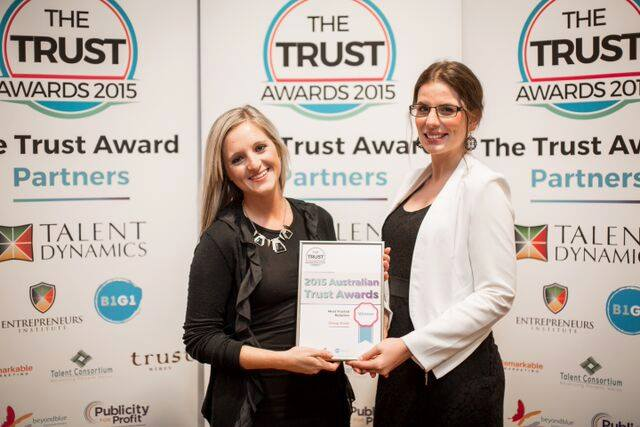 Trust awards- Trust Cheap Sheds