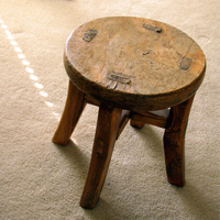 Garden Gift Ideas - Stool