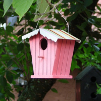 Garden Gift Ideas - bird house