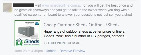 Cheap Sheds Visit Cheap Sheds to find out how Aussies solve...