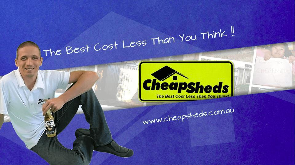 Trust Cheap Sheds - Krisztian