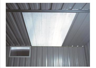 Shed Accessories - Skylight