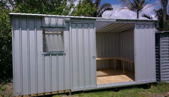 18 different uses for backyard sheds in your home for Cheap garden office buildings