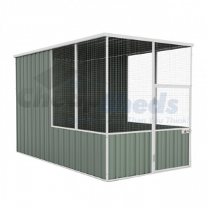 Large Aviary chook pen