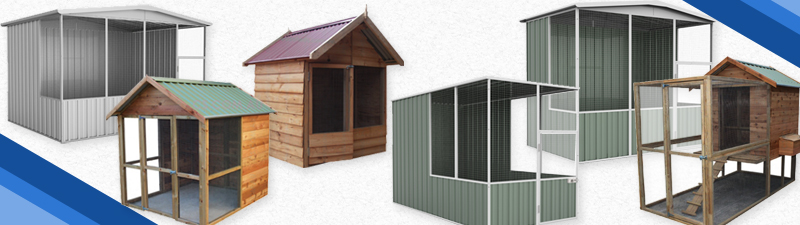 Chicken Coop Plans and Designs