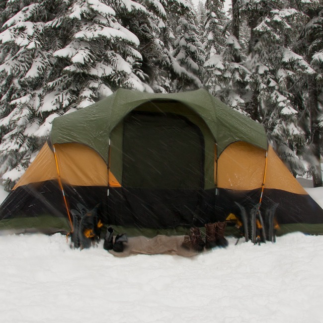 How to store a Tent-store your camping gear