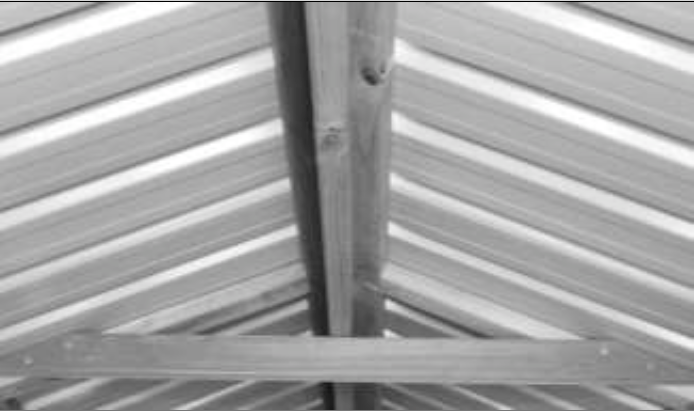 Stilla Willow Timber Shed Assembly Guide