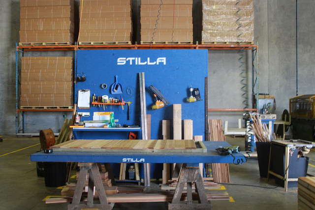 Stilla Sheds Factory