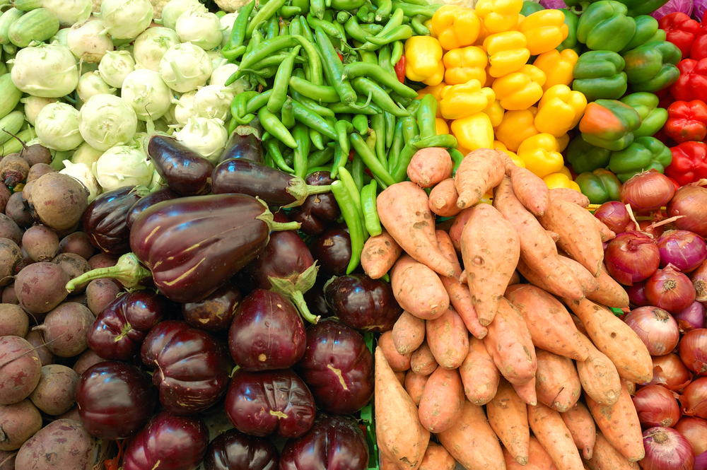 Store Organic Produce