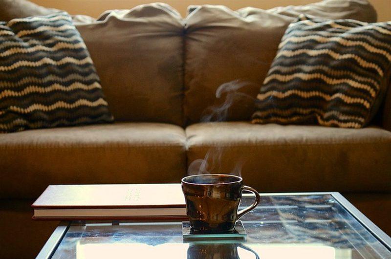 Man shed & Sofa