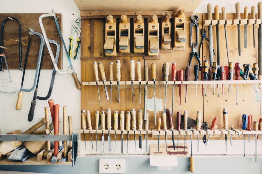 Man Shed & workshop & tools