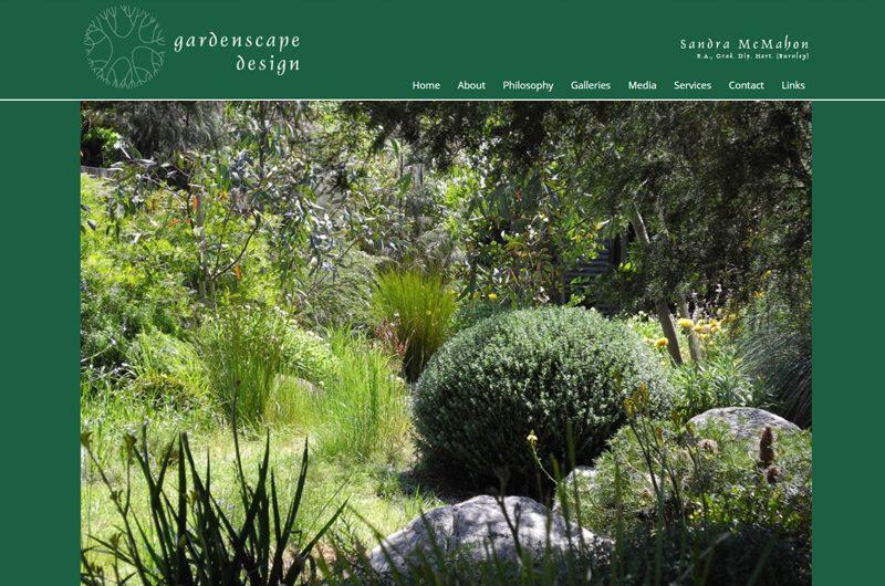 Landscape designers - Landscape Design Melbourne Sandra McMahon Gardenscape Design Homepage