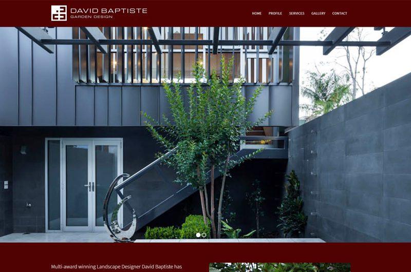 Landscape designers - David Baptiste Garden Design Garden Design Adelaide
