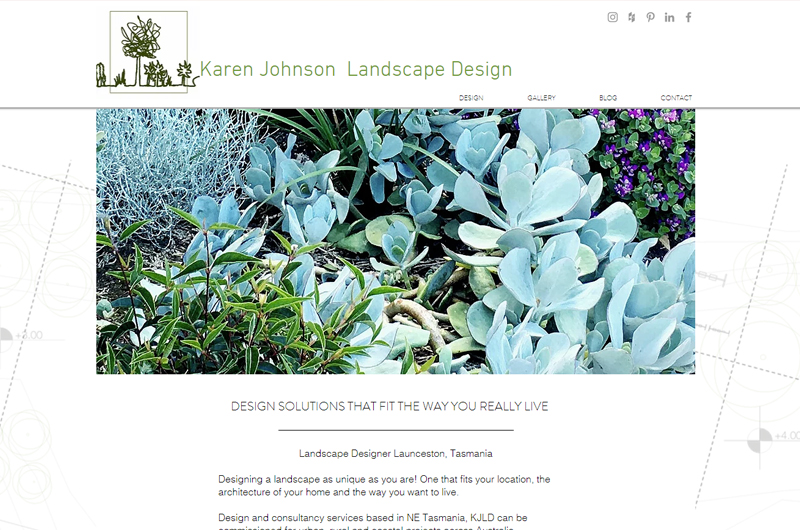 Landscape designers - Karen Johnson Landscape Design