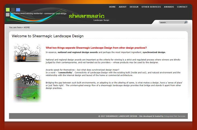 Landscape designers - Shearmagic Landscape Design
