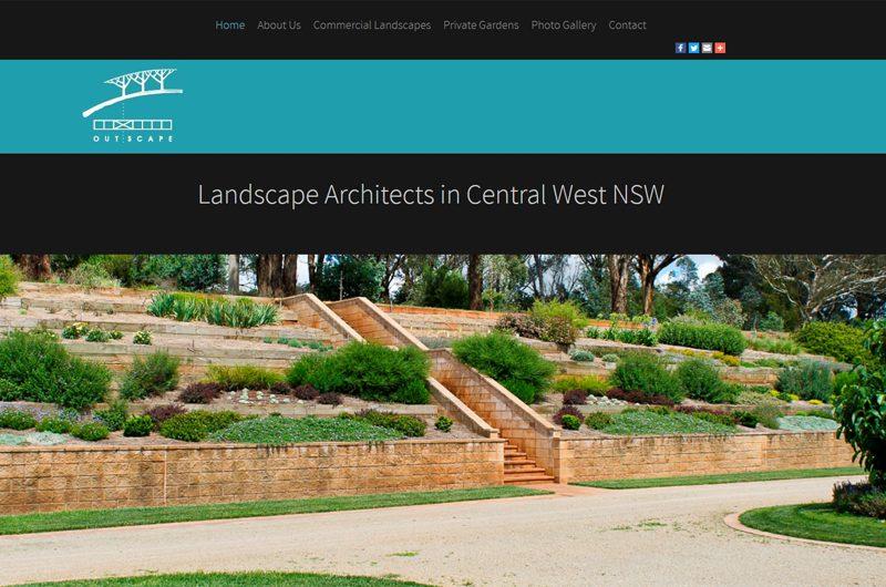 Landscape architect Central West NSW – Outscape