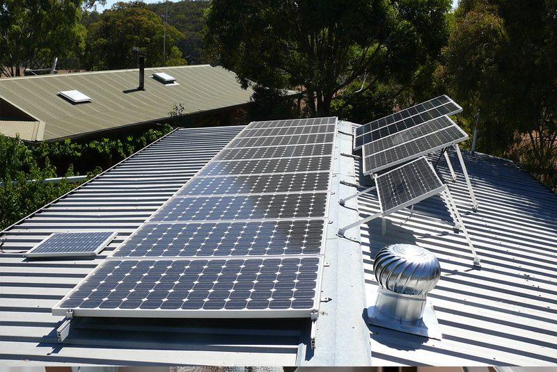 Eco-friendly - Solar panels