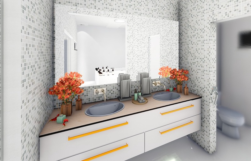 Update Your Bathroom - Wow mirror