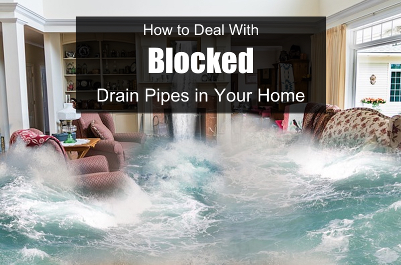 Blocked Drain Pipes - read more