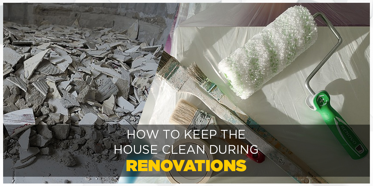 http://blog.cheapsheds.com.au/tips-keep-house-clean-major-renovations/